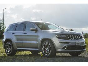 2014 Grand Cherokee SRT8 6.4P 4WD 8A 5Dr Wagon Petrol