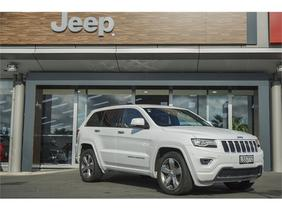 2014 Grand Cherokee Limited 3.0D 4WD 8A 5Dr Wagon Diesel