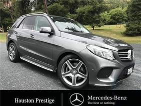 2016 GLE350 dEx Demonstrator, low kms Diesel