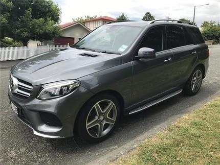 Mercedes-Benz GLE350 dEx Demonstrator, low kms