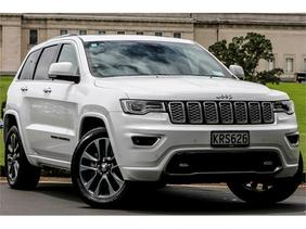 2017 Grand Cherokee Overland 5.7P 4WD 8A 5Dr Wagon Petrol