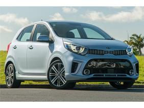 2017 Picanto Gt-Line 1.2P/4At Petrol