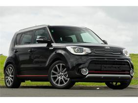 2017 Soul Turbo 1.6P/7Am Petrol
