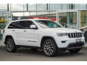 2018 Grand Cherokee Limited 3.6P 4WD 8A 5Dr Wagon Petrol